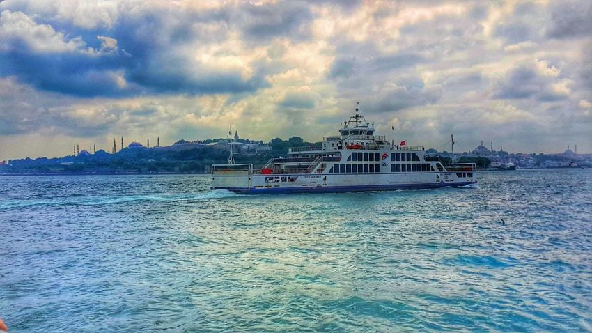 Bosphorus Istanbuldayasam Istanbul Turkey Istanbul #bogaz Istanbullovers
