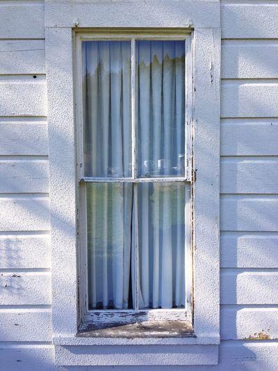 EyeEm Selects Window 1950s Architecture Quail Hollow County Park Ben Lomond California Sunset Magazine White Paint Siding Mid-century