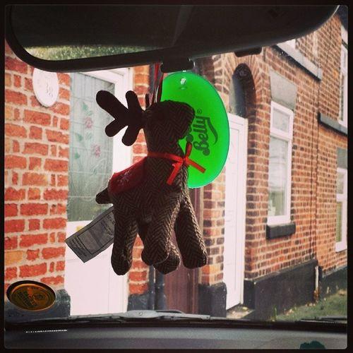Festive Beetle Beetle Car Christmascar Isthislegal
