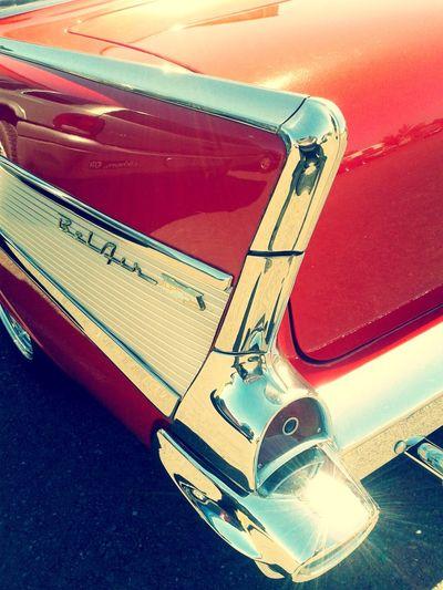 Classic Cars Belle Air FIN