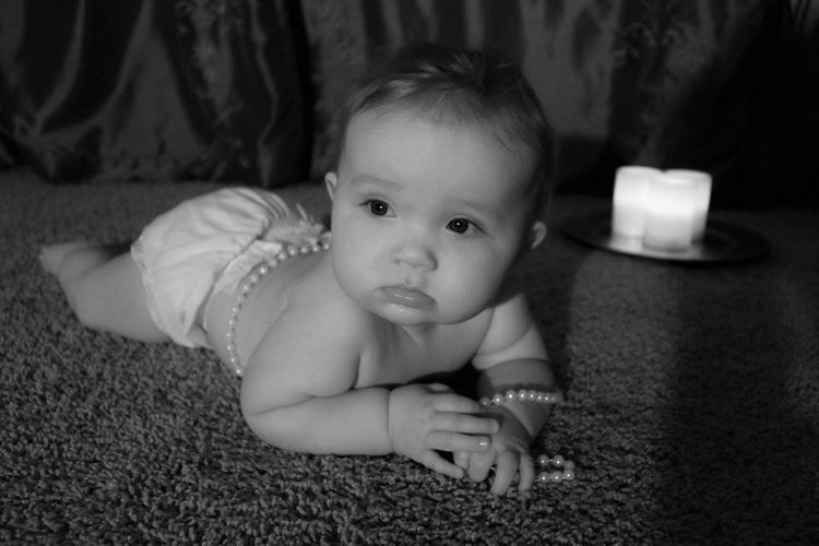 Took these for a family I used to nanny for. #babyfirstchristmas #babygirl