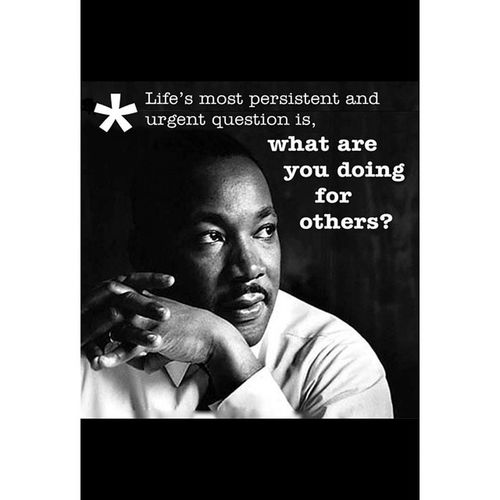 Grateful for people like him that helped the world be a little more better and peaceful. MartinLutherKingJr Rightsmovement Justice Peace stilladream worldpeace