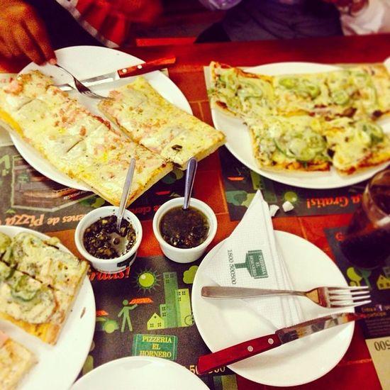Pizza Hornero Martes Friends Goodmoment