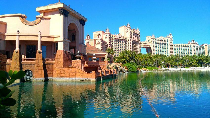 Atlantis, Bahamas.  Eyeem Photography Davidvincentvulcain Visiting Bahamas Resort