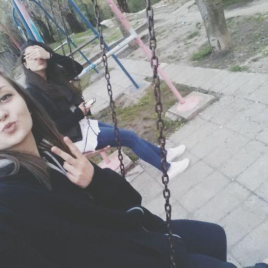 Swing Swing Children Liketheoldtimes MyBestie BFF Time ♥