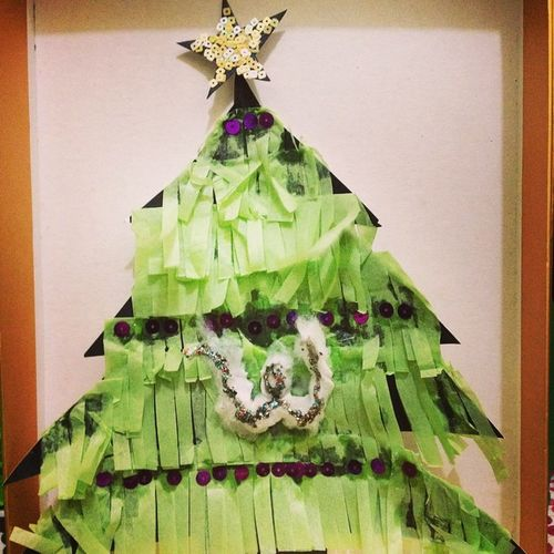 I made the Christmastree WranglerHolidays WranglerPH @wranglerph