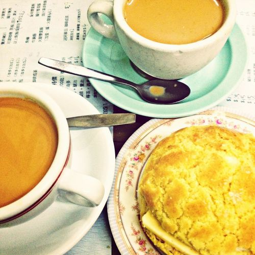 星期日的早餐