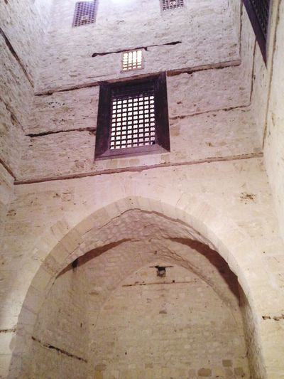 The Architect - 2017 EyeEm Awards Window Castle Qitbay Alexandria Day Out