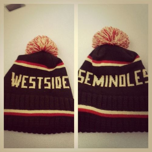 WestsideSeminoles To Ya LOL Our Beanies Doe