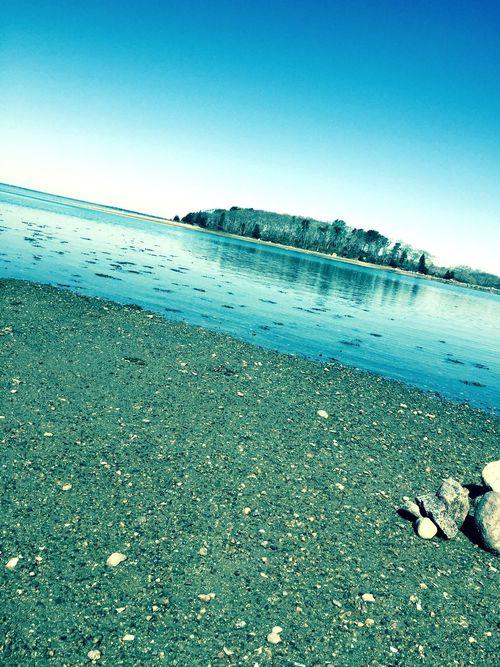 Capecodlife Beautiful Day Enjoying Life Monkscove Howcanyoubesad Notacloudinthesky Grateful Cape Cod