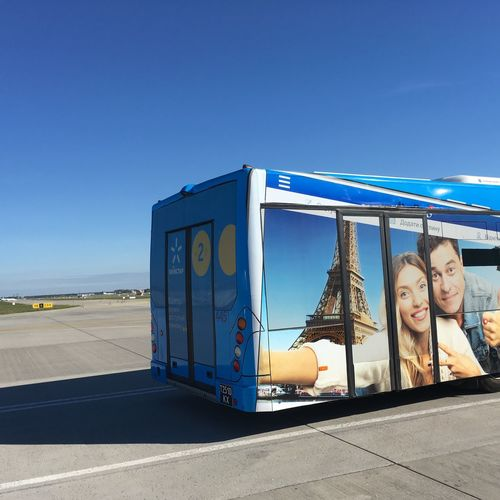 My Favorite Place Traveling Adventure Time Blue Bus Connection City Ourtripspot Photography Roman Holiday Sky Transportation