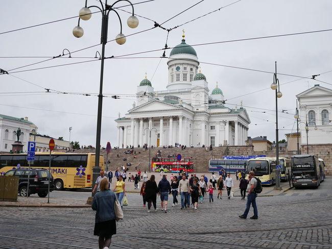 Helsingfors Cathedral Cathedral Streetphoto Lumixlife Lumixlounge Panasonicg7 Vacation Micro Four Thirds Panasonic Lumix Finland No Filter Sigma19mmArt Lumixg7 Lumix Dmc-g7