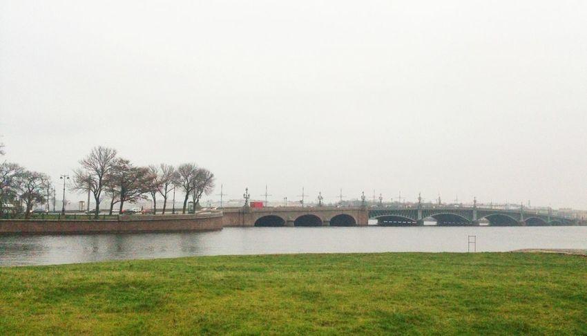 Cityscapes Bridge Saint-p
