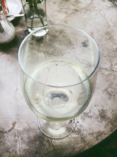 Wine under the