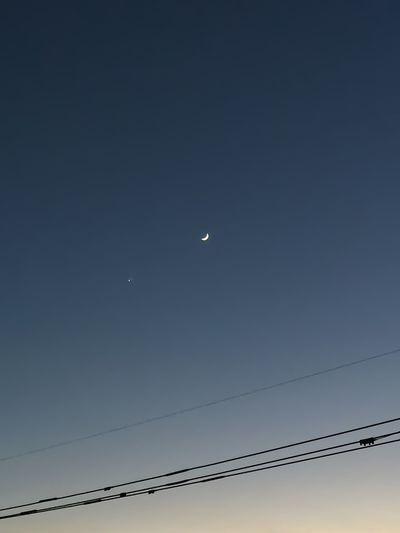 Moon Sky Low
