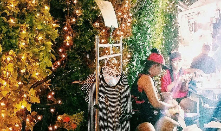 Bophut Fishermanvillage Bophut Night Market Festive Mood Santa's Hats Christmas Day Festive Decor Night Lights Koh Samui Thailand Snapshots Of Life People Watching Capture The Moment Street Photography Travelphotography Eyeemthailand Eyeemkohsamui Eyeemcollection Eyeemphotography Eyeem Streetphotography