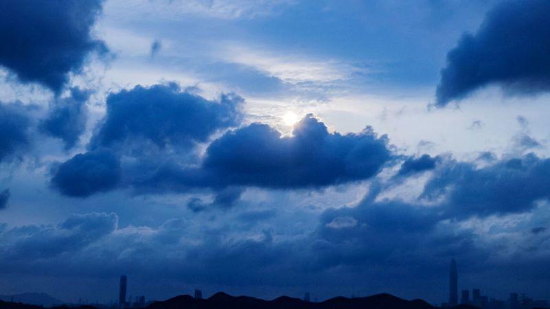 Sky Cloud - Sky Nature Scenery Beautiful Nature Skyporn Sky_collection Fatalframes Nature_collection Nature Photography Naturelovers Skylovers