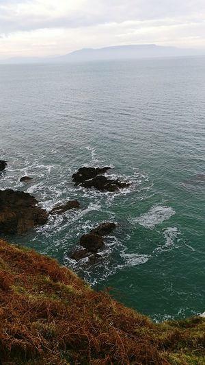 Sea Sky Scenics Water Outdoors Horizon Over Water