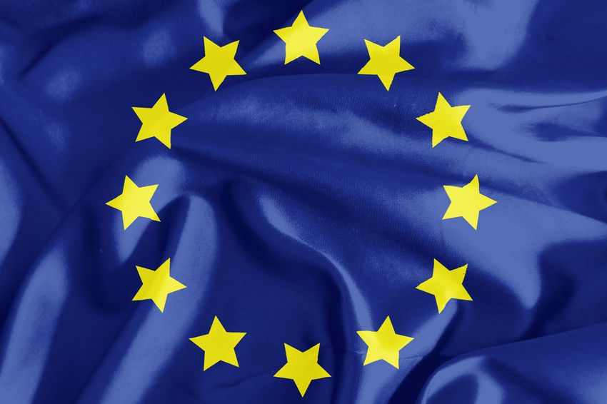 Flag of Europe Backgrounds Blue Close-up Day Europe Europe Flag Flag Full Frame Indoors  No People Paper Boat Patriotism Pattern Star Shape Textile Yellow