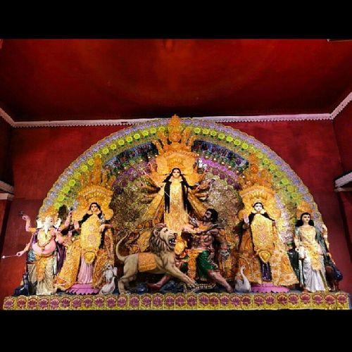 Shubho Durga Poojo Instamumbai