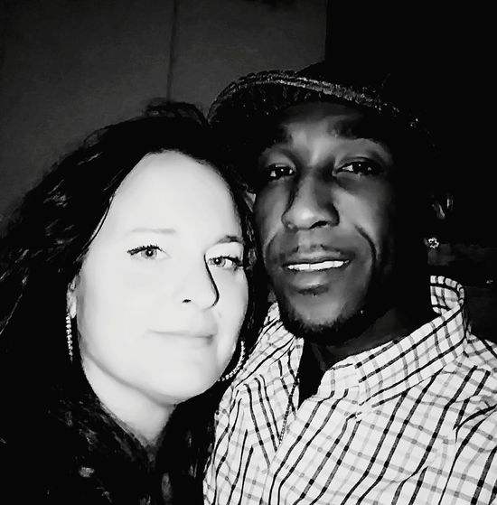 Two People Togetherness Portrait Looking At Camera Love Bonding Headshot Young Adult Adult Indoors  Smiling Happiness People Couple - Relationship Young Women Close-up Adults Only Men Day Blackandwhite Interracialcouplesarethebest Interraciallove InterracialRelationship Love Happiness
