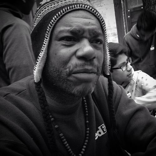 """""""You gotta find a way to keep on living. When you lose hope you are just existing."""" - Jesse, Dallas, Texas The I Have A Name Project Ihan Rethink Homelessness Homeless Homelessness  Hope Compassion Love HUMANITY Contributor Press For Progress"""