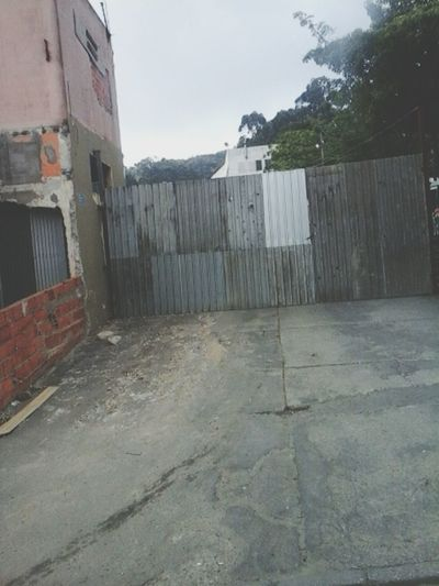 Gate Gateway Entrance Old Gate São Paulo Old Building  Suburbia Suburban Suburban Streets Gray Day