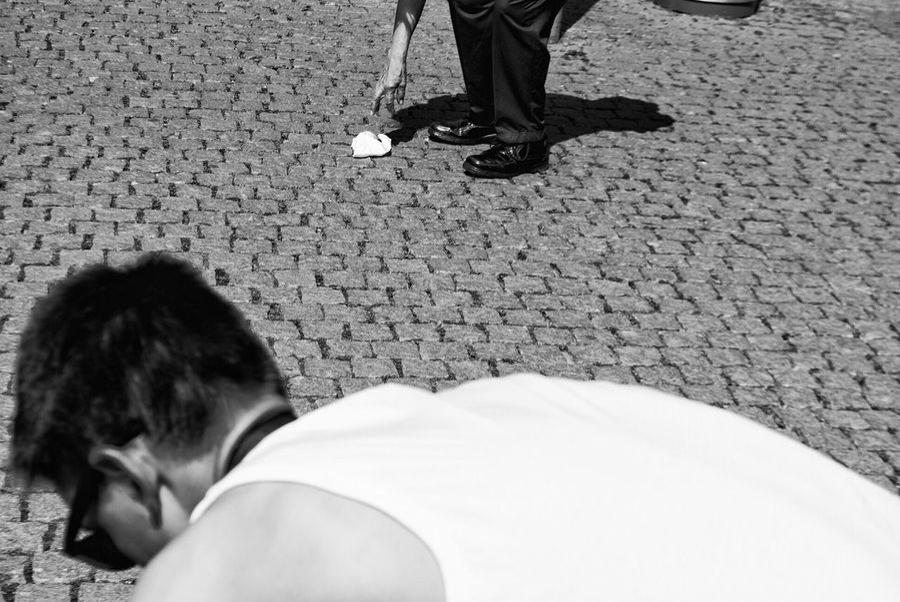 EEA3 EEA3 - Dresden The Street Photographer - 2015 EyeEm Awards Streetphoto_bw