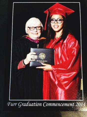Sister grad Shes Gorgeous Proud