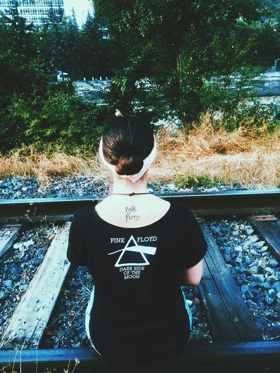 Pink Floyd Tattoo Pink Floyd Tattoo The Dark Side Of The Moon Summer Railway
