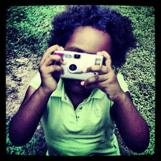 @brendy71 Oldcamera Fro Fun Kids green love