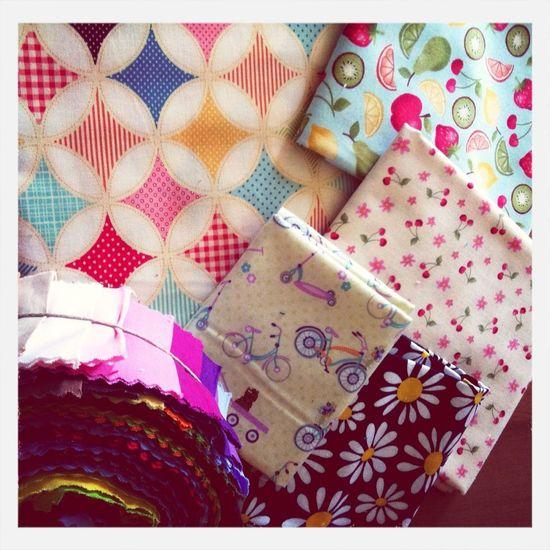 Las telitas de mis sueños hechas realidad Sewing Fabric