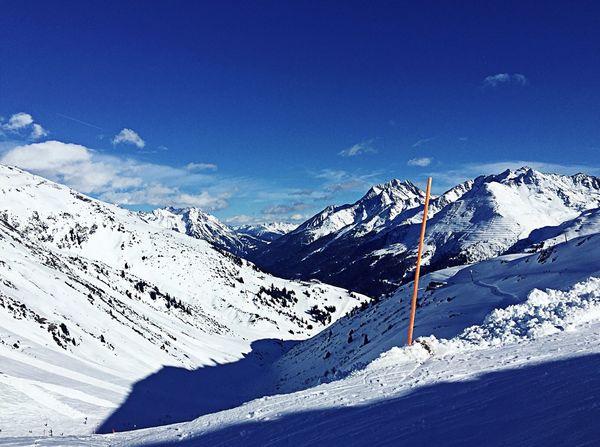 St Anton Stanton  Stantonamarlberg Austria Skiing Ski Snow Mountain Mountains