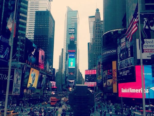 Newyorkcity Timesquare USASummer2013