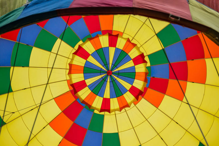 Abstract Backgrounds Colorful Day Design Hot Air Balloon Hudson Valley Hot-Air Balloon Festival Low Angle View Multi Colored No People Outdoors Pattern Repetition