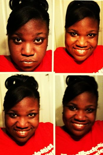 Being me!!