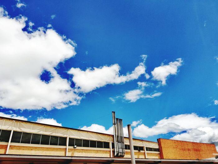 Sky blue Azul Cielo Relax Sky Cloud - Sky Blue Blue Sky