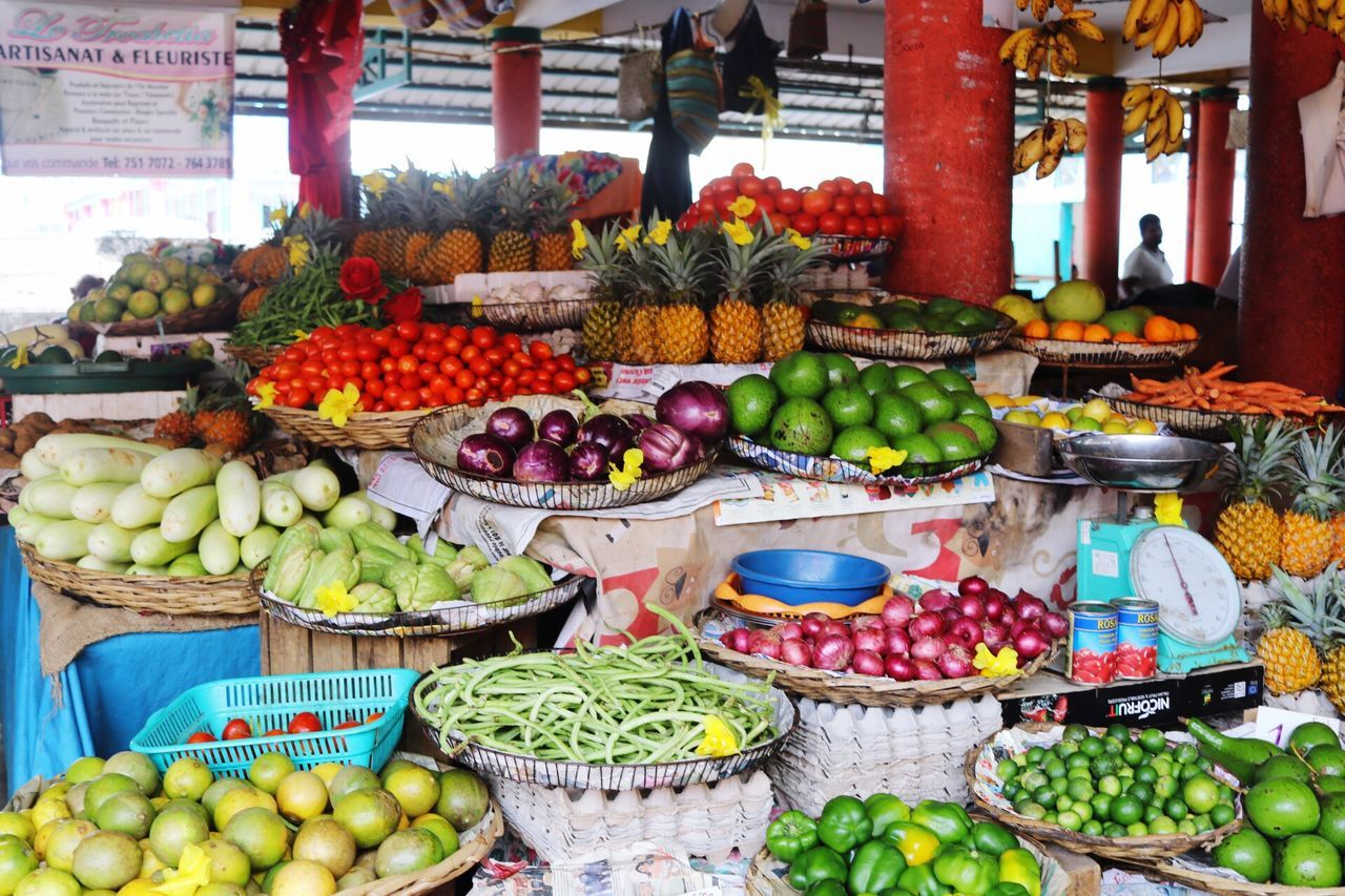 fruit, variation, choice, large group of objects, market stall, for sale, food, freshness, food and drink, market, banana, abundance, day, retail, healthy eating, apple - fruit, outdoors, no people, multi colored