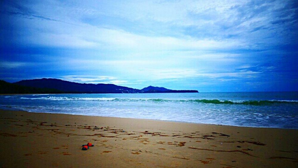 Summer Holidays Summertime Be Happy, Dont Worry✨ Beachphotography Phuket,Thailand Beach Day Phuketisland Phuket Beach EyeEm Nature Lover Eyeem Photo