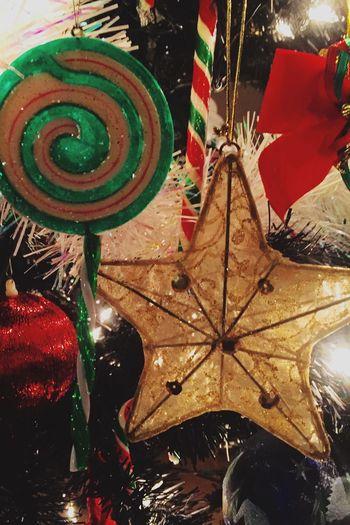 Christmas Tree Decor Celebration Christmas Celebration Event No People Close-up Outdoors Carousel Day