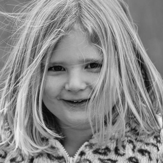 Blond Hair Portrait Halloween Childhood Child Headshot Long Hair Studio Shot Looking At Camera Close-up Desaturated Medium-length Hair Gray Background Hair Toss Monochrome Veil Lighting Technique Landshut Blue Color Wedding Dress