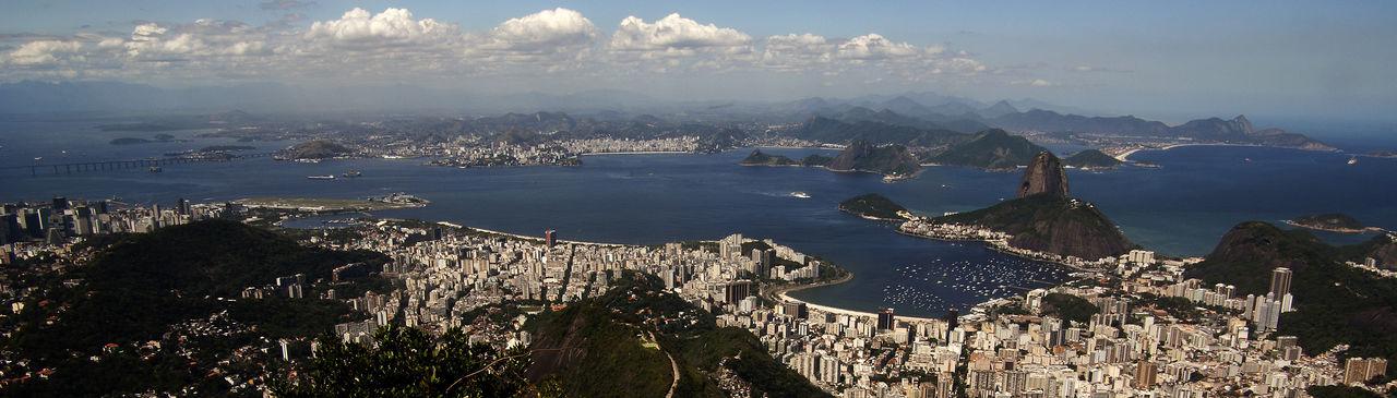 Brazil Islands Landscape Mountain Rio De Janeiro Tourism Travel Travel Destinations Water