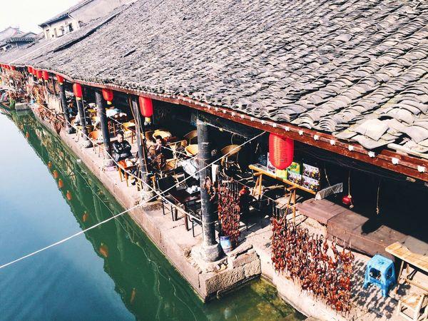 Zhejiang China Ancient Village Chinese Village Anchang