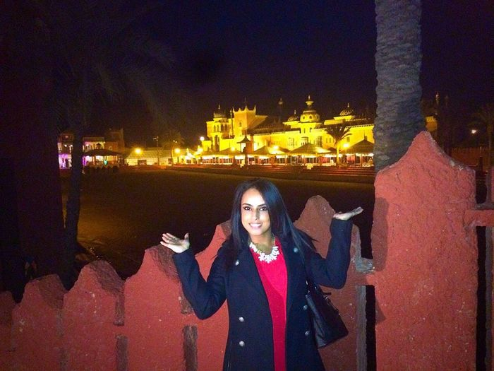 Marrakech Fantasia Chez Ali Morocco Holiday Happy