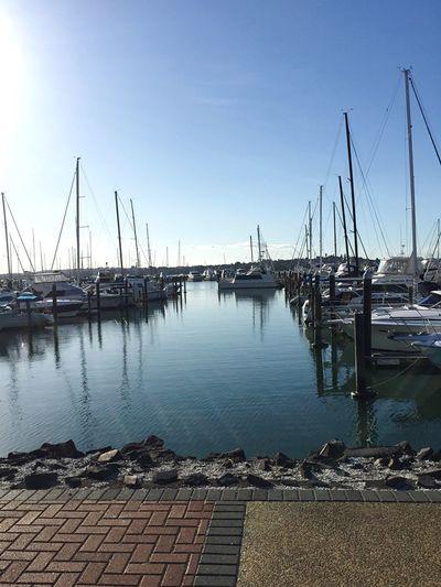 Ferryboat Ferry Bayside Bay