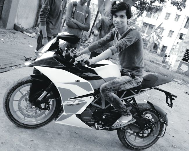 Golu eddites Riding First Eyeem Photo