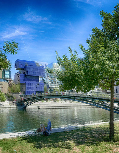 City City Life Lyon France Riverside Leisure Activity Sky Urban Urban Skyline Urbanphotography