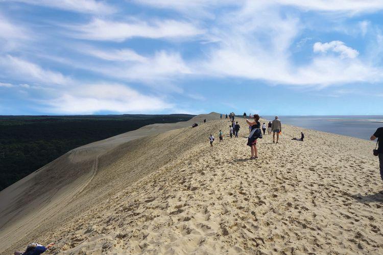 Sky Sand Scenics - Nature