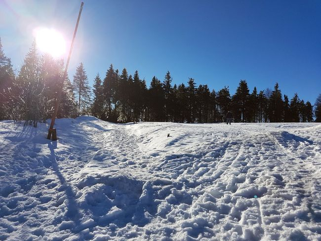 Kandel Schwarzwaldliebe Schwarzwald Naturliebe Lens Flare Winter Sunlight Snow Cold Temperature Nature Outdoors First Eyeem Photo
