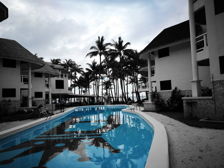 Blue Pool Hotel Boracay Tree Scenics BoracayIsland Beach Outdoors